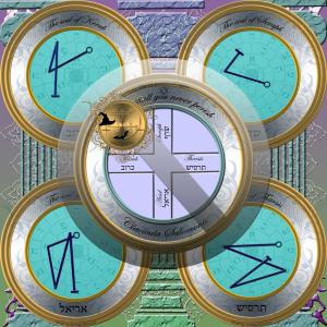 솔로몬의 열쇠에서 목성의 6번째 pentacle은 돈을 보호하는 데 사용할 수 있습니다.