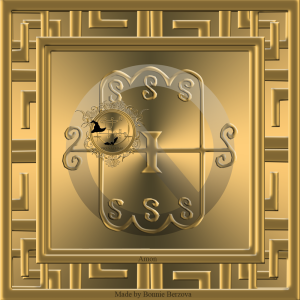 Dämon Amon wird in der Goetia beschrieben und dies ist sein Siegel.