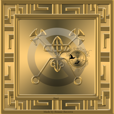 The seal of Bael