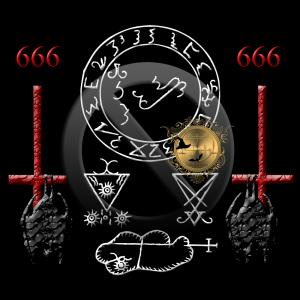 Finansiella pakter med Lucifer och hans demoner är de mest populära typerna av penningmagi.