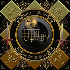Demonen Bune är beskriven i Goetia och detta är hans sigill. Häxkonst och magi.