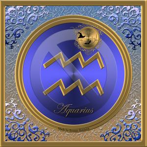 Водолей - 11-й знак зодиака, и он контролируется стихией воздуха.