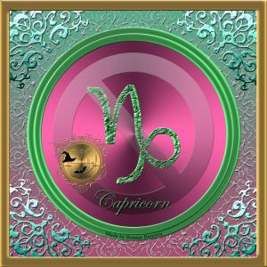 Козерог - это десятый знак зодиака, и им управляет Элемент Земли.