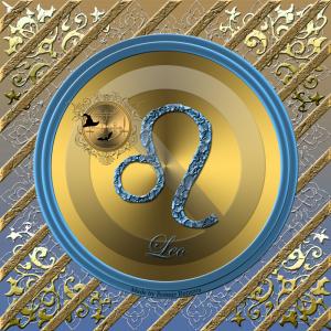 Лев - пятый знак Зодиака, и им управляет Элемент Огня.