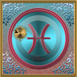 Fiskarna är det 12: te zodiak tecknet och det styrs av elementet av vatten.
