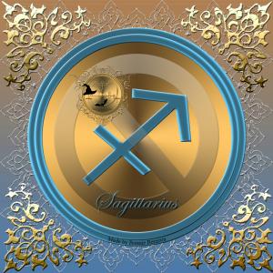 Стрелец - девятый знак зодиака, и он контролируется стихией огня.