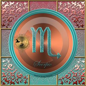 Скорпион - восьмой знак зодиака, и им правит стихия воды.