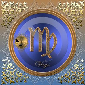 Jungfrun är den 6: e stjärntecknet och det styrs av Element av Jord.