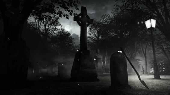 死靈法術是充滿危險的做法。警惕內部變化。