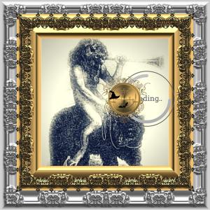 Это портрет демона Пурсона из Гоетии.