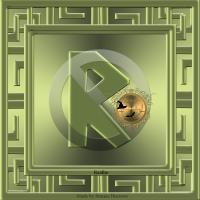 Det här är runan Raidho.