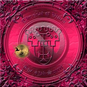 Dämon Vine wird in der Goetia beschrieben und dies ist sein Siegel.