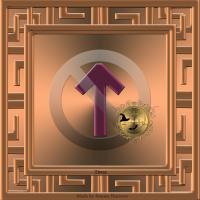 Det här är runan Tiwaz.