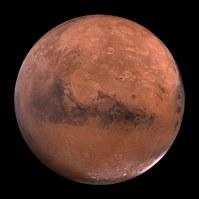 화요일은 화성이 지배합니다.