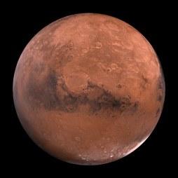 Барцабель - инопланетный дух с планеты Марс.