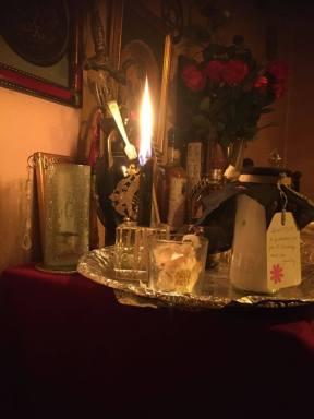 Morail의 인장이 찍힌 witch bottle입니다.