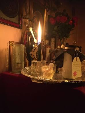 これは、Amenadiel、Usiel、Malgaras、Darochielの印章が入った私のお金の保護瓶です。