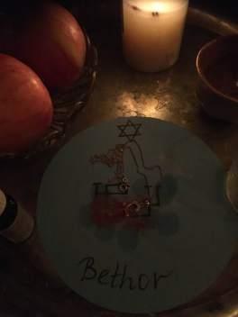 Olympic Spirit Bethorによる長寿の呪文。
