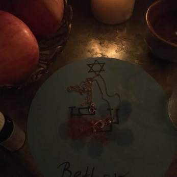 Detta är en ritual med den Olympiska Guden Bethor.