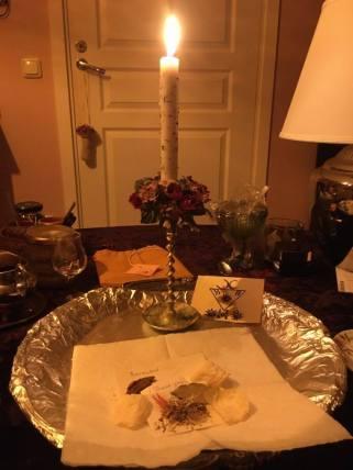 Dies ist ein Ritual mit Luzifer, Barzabel und Graphiel. Dieser Zauber wurde für mein Haustier durchgeführt.
