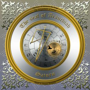これはソロモンの鍵のArauchiahの印章です。