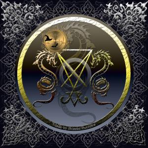 Goetia와 Grimorium Verum에는 매우 유용하고 강력한 악마에 대한 설명이 포함되어 있습니다. 이것은 Lucifer의 인장입니다.