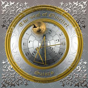 これはソロモンの鍵のOmelielの印章です。